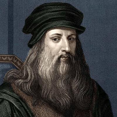 لئوناردو داوینچی تیپ شخصیتی entp