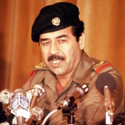 صدام حسین تیپ شخصیتی estj