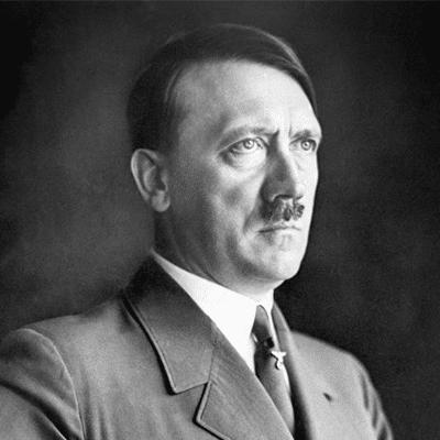 هیتلر تیپ شخصیتی INFJ