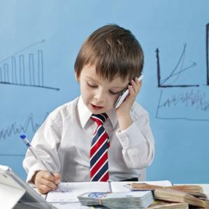 آیندهی شغلی فرزندان