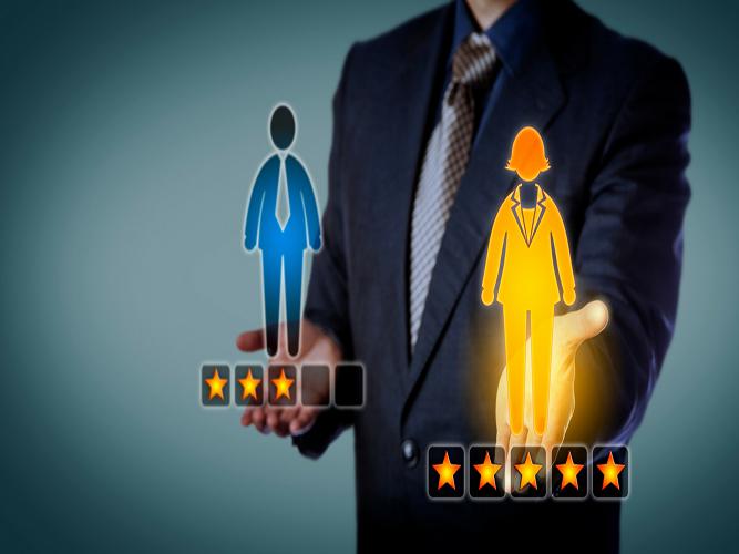 مدیریت کارمند با استعداد در سازمان از طریق آزمون دیسک