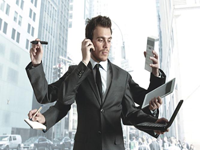 افزایش کارایی مدیران موفق