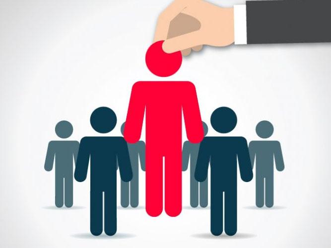 استخدام حرفه ای افراد