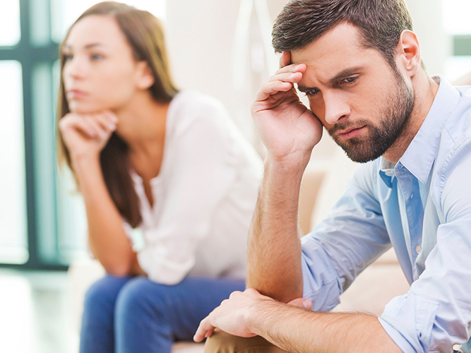 علل و درمان افسردگی در روابط زناشویی