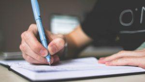 نوشتن اهداف، کمک به خودشناسی