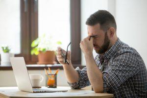 خستگی مفرط نشانه کارزدگی شغلی