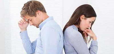 عدم رضایتمندی زوجین