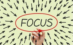 تمرکز، ترک اعتیاد کار