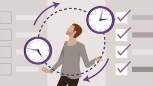 مدیریت زمان کاهش استرس