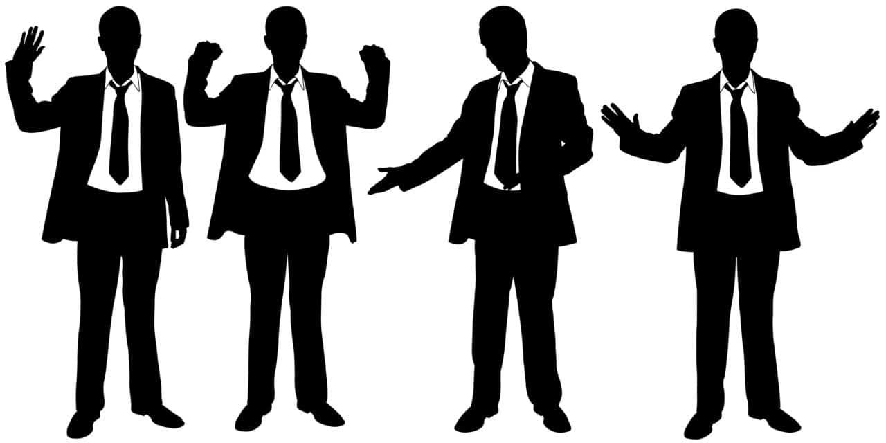زبان بدن در مصاحبهی شغلی
