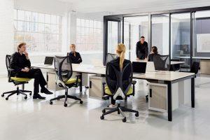 محیط کاری مناسب توسط رهبران تغییرپذیر