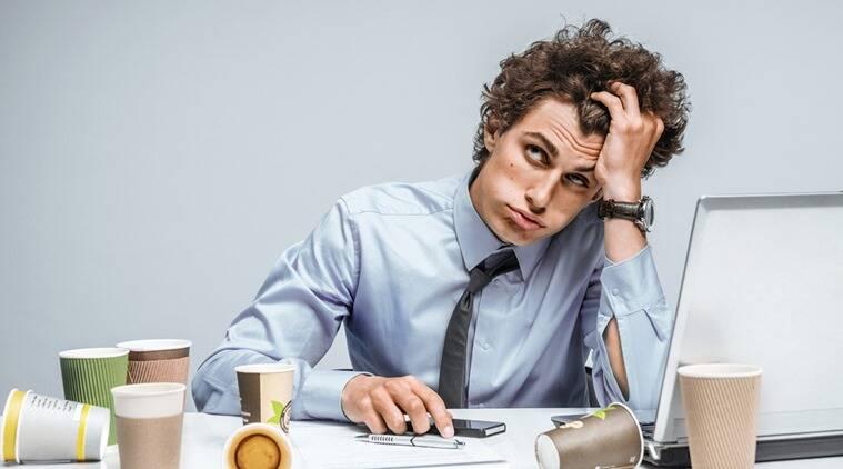 کنترل استرس کاری