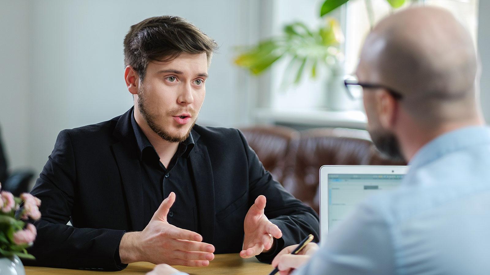 مصاحبه موفق