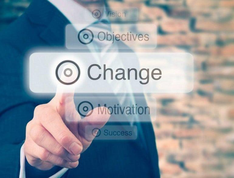 تغییرات سازمانی