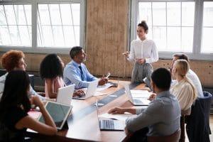 ارتباطات سازمانی و حل تعارضات