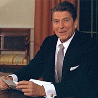 رونالد ریگان، انتخابات رئیسجمهور
