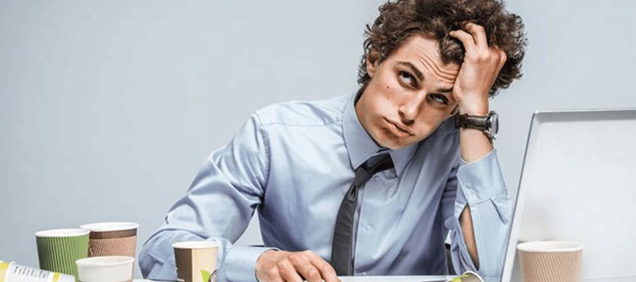 استرس شغلی در محیط کار